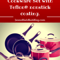 Firberware Premium 12 Piece Cookware Set with Teflon Nonstick Coating