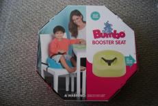 Ill Be Boosting My Baby With A Bumbo Booster Seat!!