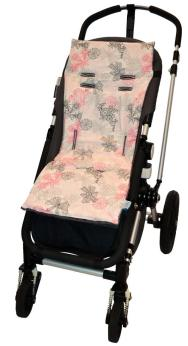 Tivoli Couture Stroller Liners Will Have Your Baby Strolling In Comfort & Style!