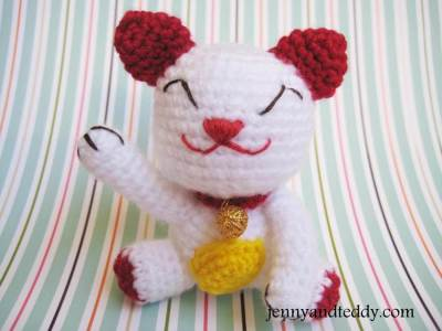 croct amigurumi cat free pattern