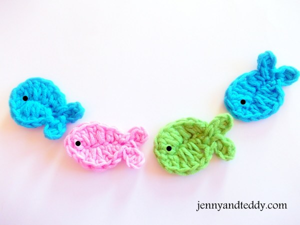 fish applique free patterns