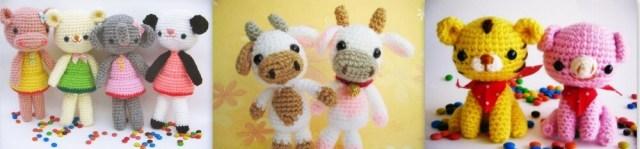 amigurumi baby cow pattern