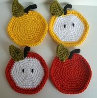 25+ Free easy crochet coasters patterns