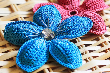 Beginner Crochet Flower Patterns Free ~ SquareOne for .