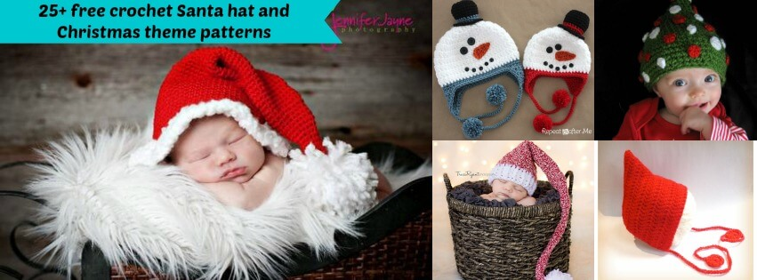 How To Make Baby Christmas Hat 500