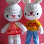 free bunny amigurumi pattern
