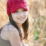 summer crochet hat free pattern by jennyandteddy