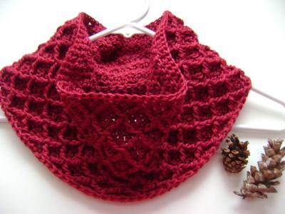 40+ free easy crochet cowl & scarf patterns