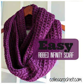 40+ free easy crochet cowl & scarf patterns