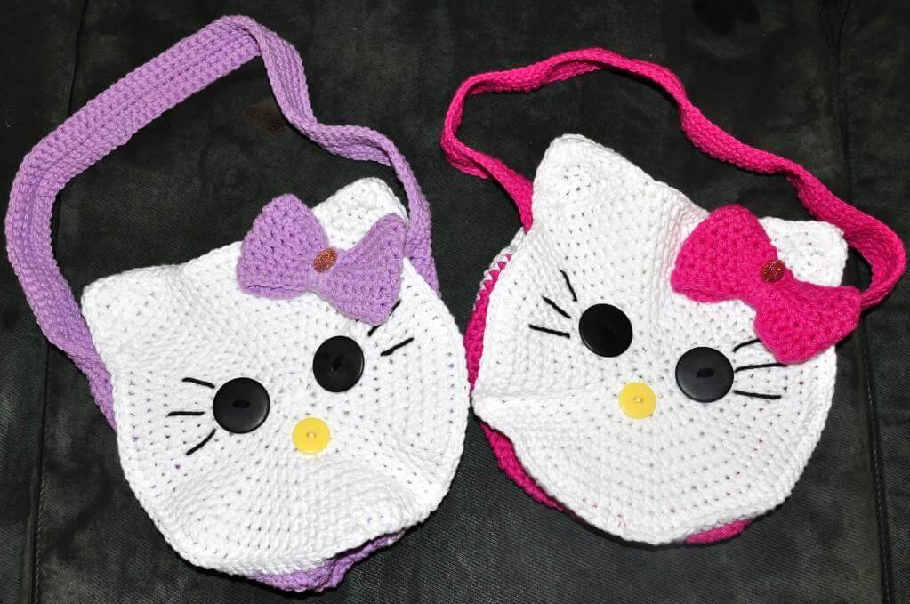 12 Free Hello Kitty Crochet Patterns Inspired