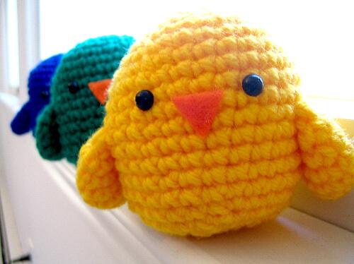 Amigurumi Easy Pattern Free : 30 free easy easter crochet patterns