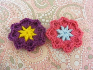 29.little flower crohet spooke free pattern