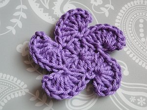 36.whirly flower crochet free tutorial diy