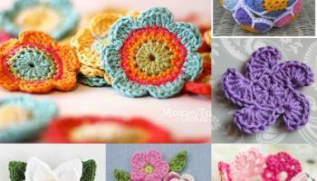 25 free easy crochet flowers patterns 50 free crochet flowers pattern dt1010fo