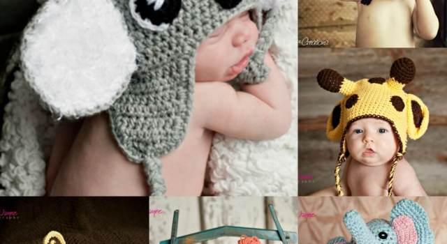 15 easy free animal crochet hat pattern by jennyandteddy