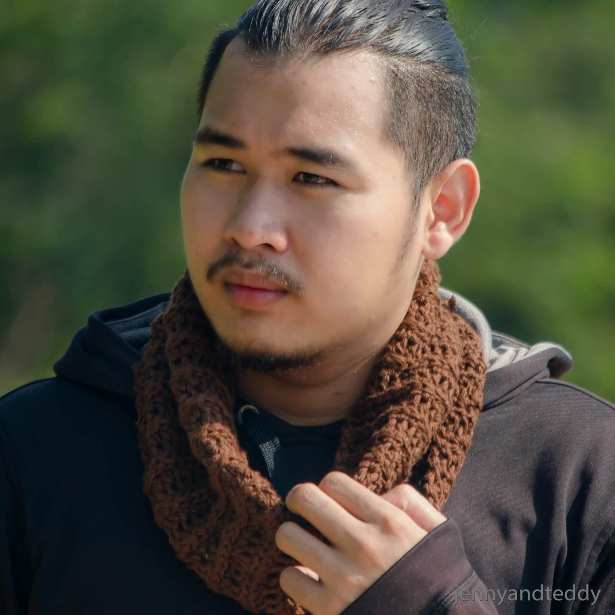 Latte neck warmer cowl free crochet pattern beginner neck warmer cowl for men free pattern bankloansurffo Gallery