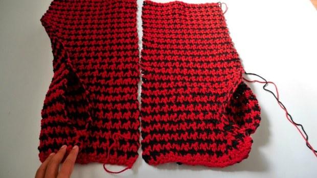crochet pocket3