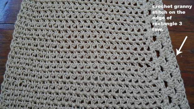 summer kimono cardigan cotton yarn free crochet pattern