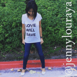 Love Will Save the World Community Serve Day {Reflection}