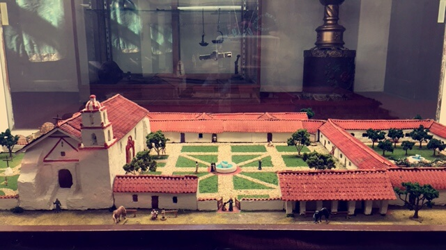 Mission Project: Video Report of Mission San Buenaventura