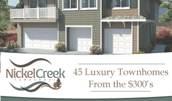 Join me @ VIP Grand Opening of Nickel Creek + Giveaways! #househunting