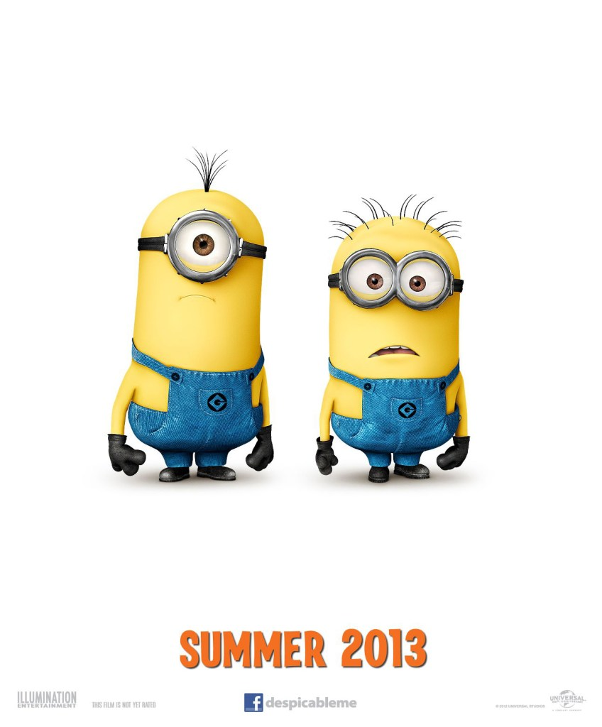 Despicable Me 2... coming Summer 2013