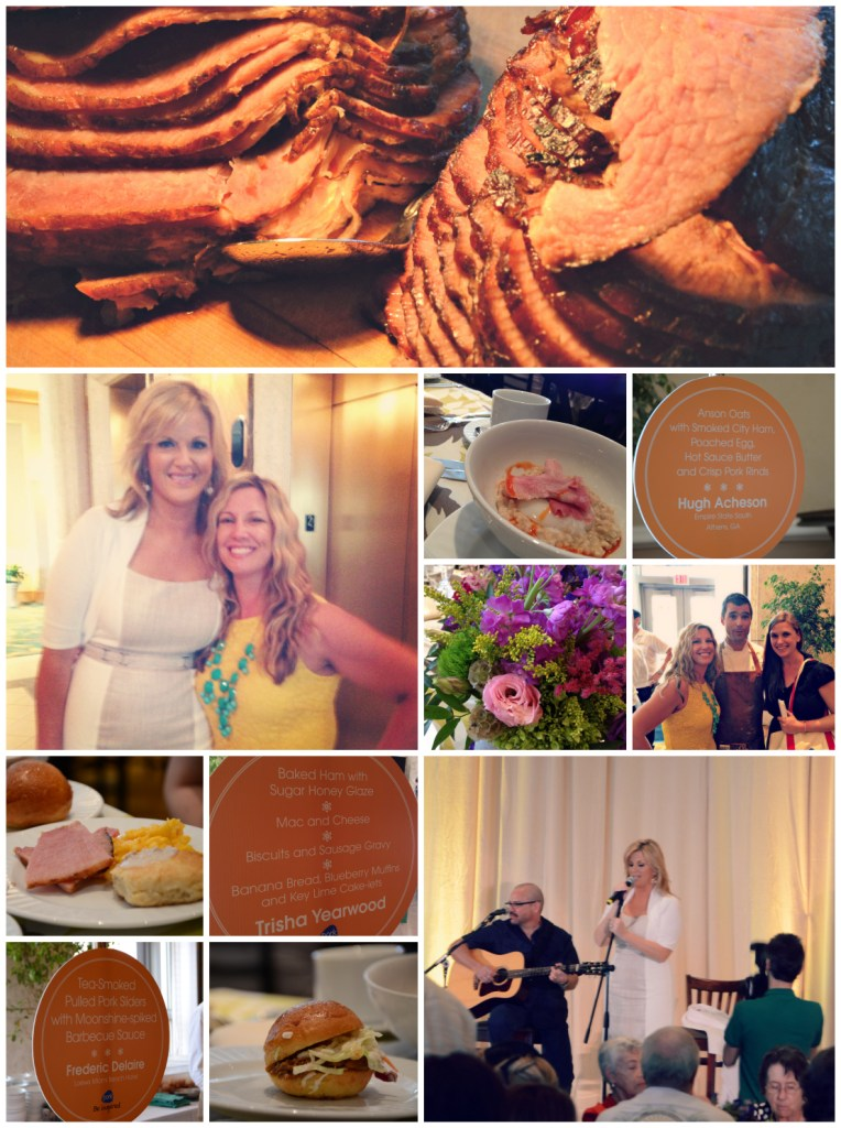 SOBEWFF Trisha Yearwood Brunch via @jennyonthespot