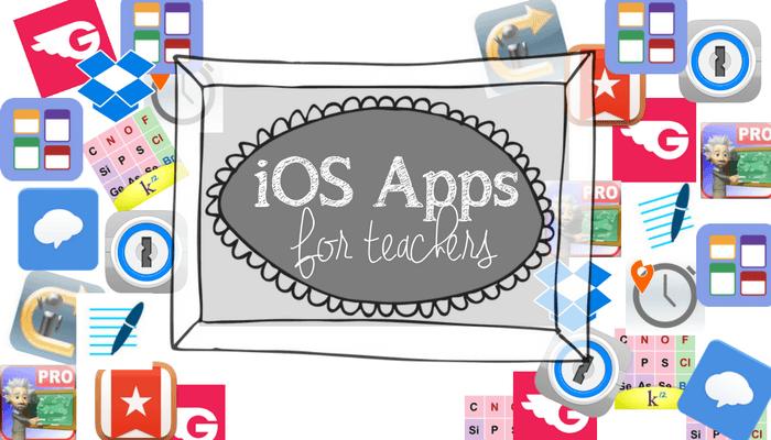 My 10 favorite iOS apps for teachers