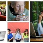 Generation Stereotypes in Stock Photography and Autocompletes