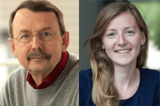 Wolfgang Streeck (Max-Planck Institute for the Study of Societies) & Lea Elsässer (Max-Planck-Institute for the Study of Societies)