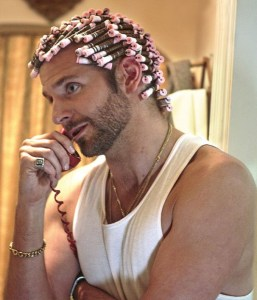 "Bradley Cooper in ""American Hustle"""