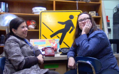 Hawk Book Talk: An Interview With Ms. Bouler and Ms. Millmann