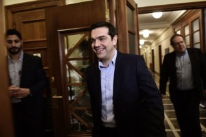 Prime Minister Alexis Tsipras is fighting to end austerity measures to solve Greece's economic crisis.