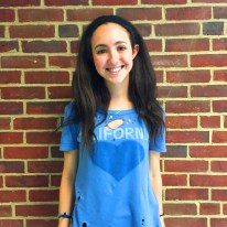 "Madeline Kaufman will enter Pennsylvania State University as a freshman come fall, and says her favorite part of the class was ""being able to work with other people and really exploring my creative outlets."" Kaufman says that the most valuable thing she learned was communication skills that will stay with her throughout her college education."