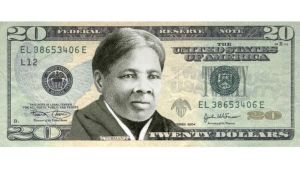 The Treasury won't release the design until 2020, but people are already sharing Photoshopped Tubman twenties online, and they feel wonderfully jolting and radical.