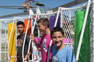 Jericho students enjoy the carnival rides but many believe it will be good to bring change to homecoming,