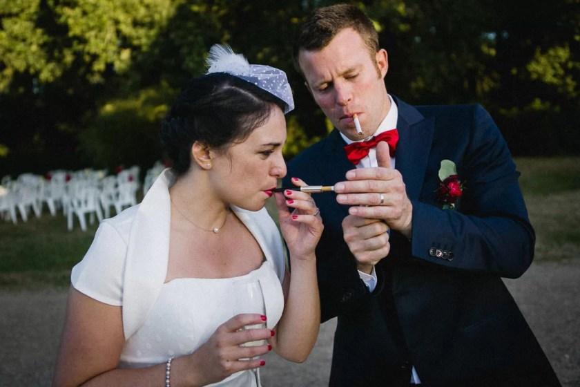 mariage couple mariés domaine du bois d'Andigné Jérémy Fiori wedding photographer