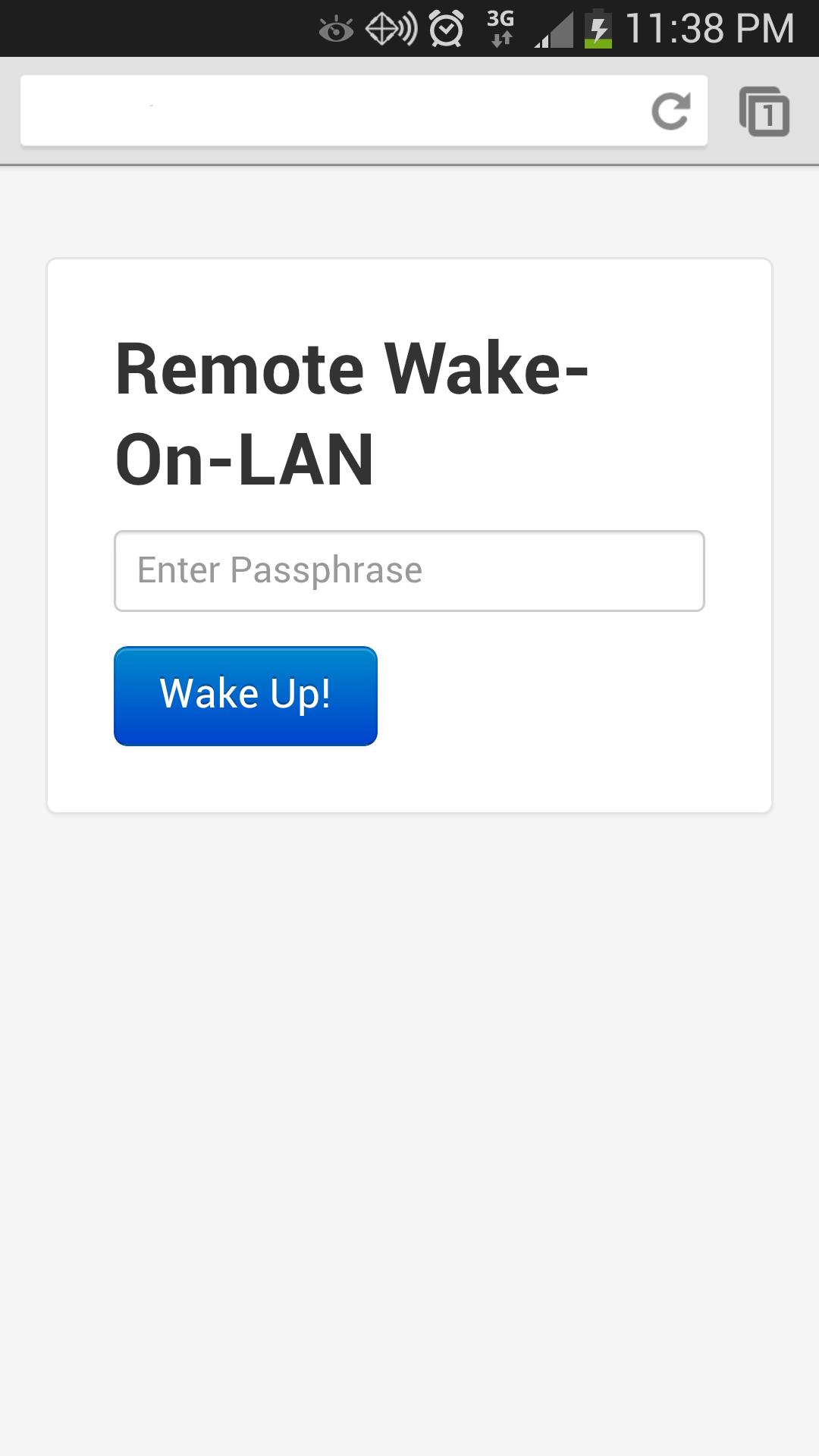 how to use wake woke woken