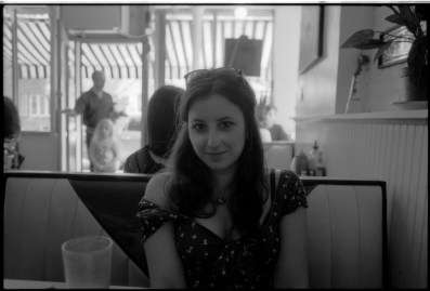 @ Champs for breakfast. NYC.