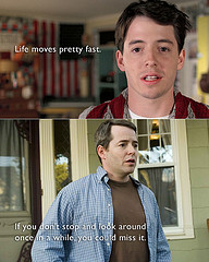Life Lessons from Ferris Bueller