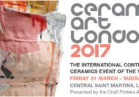 Ceraamic Art London 2017
