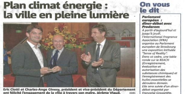 Jérôme Viaud- Environnement presse