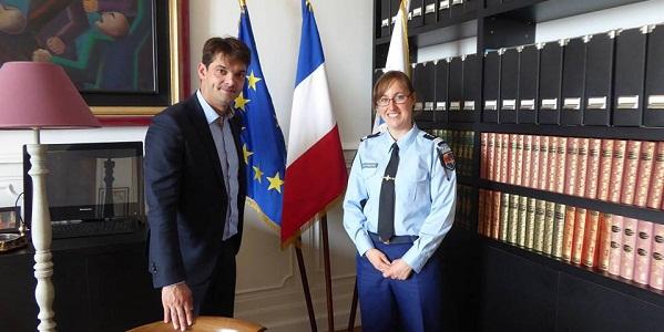 Jérôme Viaud- Gendarmerie