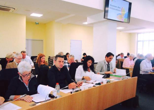 Conseil Communautaire de la Communauté d'agglomération du Pays de Grasse 02
