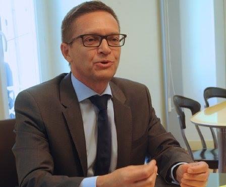 Félicitations à Jean-Philippe VOUILLON élu Président de la Chambre des Notaires