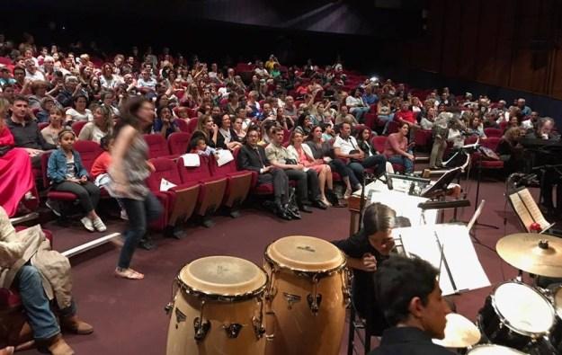 Les écoles chantantes au Théâtre de Grasse 03