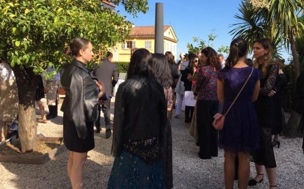 Visite privée de l'exposition Christian DIOR pour 180 journalistes 01