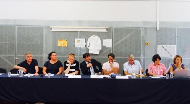 Assemblée générale du cercle d'escrime du Pays de Grasse