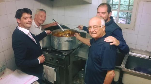 Tripes à la tomate pour clôturer la Fête de la Saint-Mathieu