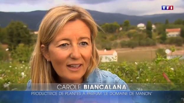 reportage tf1 carole biancalana